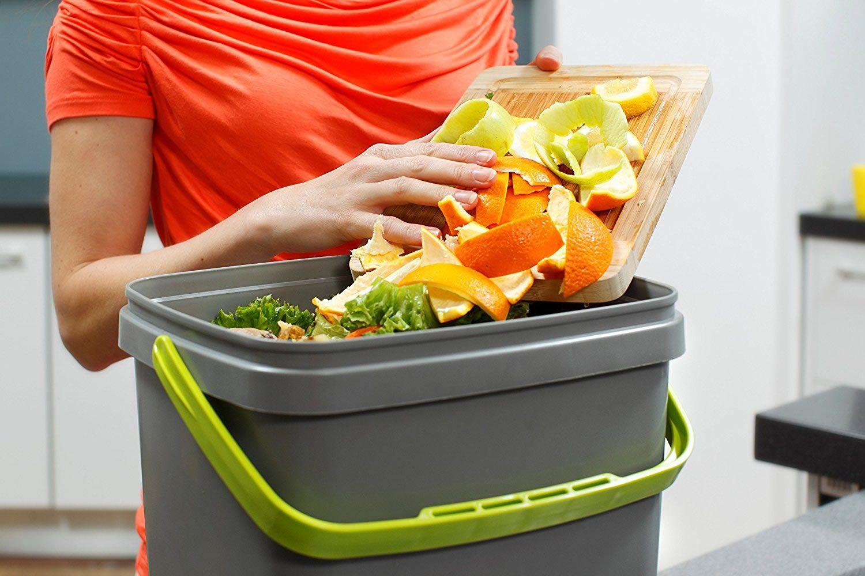 cubo de compostaje bokashi organico